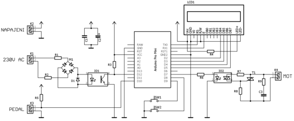 battery spot welder schematic