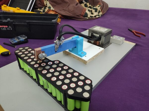 bodování baterie