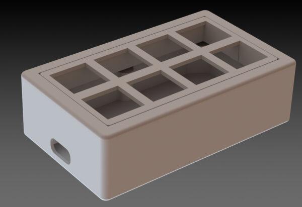 krabicka 3D tisk